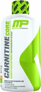 MusclePharm LIQUID CARNITINE, 30 Servings