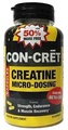 ProMera Sports (Con-Cret) Con-Cret Concentrated Creatine Caps 50% MORE FREE, 72 Capsules