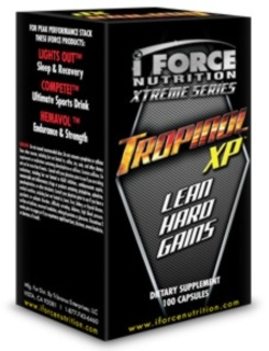 I Force TROPINOL XP, 100 Capsules