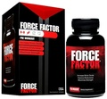 Force Factor Pre-Workout Nitric Oxide Booster, 60 Capsules