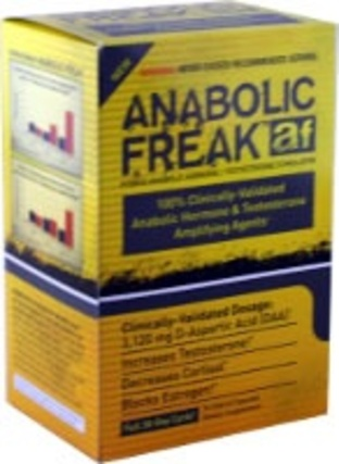 Pharma Freak ANABOLIC FREAK by Pharma Freak