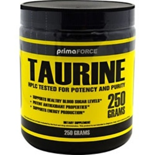 primaFORCE Taurine Powder, 250 Grams