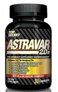 Top Secret Nutrition Astravar 2.0, 30 Capsules