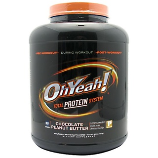 ISS Research Oh Yeah! Protein Powder, 4 Pounds