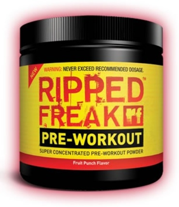 Pharma Freak RIPPED FREAK PRE-WORKOUT POWDER by Pharma Freak