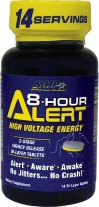 MHP 8-Hour Alert by MHP