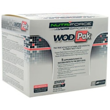 Nutriforce Sports WodPak Vitamins by Nutriforce Sports