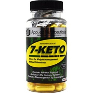 Applied Nutriceuticals 7-Keto, 60 Capsules