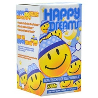 Brain Pharma Happy Dreams, 30 Tablets