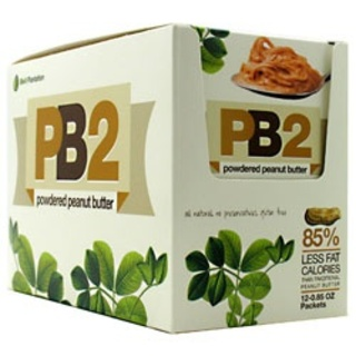 Bell Plantation PB2 Powder 0.85 oz. per packet, 12 Packets