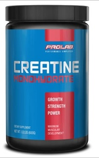 Prolab Creatine Monohydrate, 600 Grams