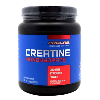 Prolab Creatine Monohydrate, 1000 Grams