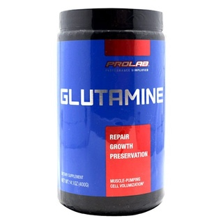 Prolab Glutamine Powder, 400 Grams