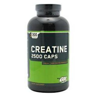 Optimum Nutrition Creatine, 300 Capsules