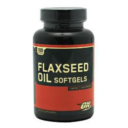 Optimum Nutrition Flaxseed Oil by Optimum Nutrition