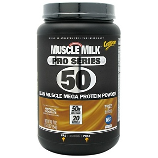 Cytosport Muscle Milk Pro Series 50, 2.54 Pounds