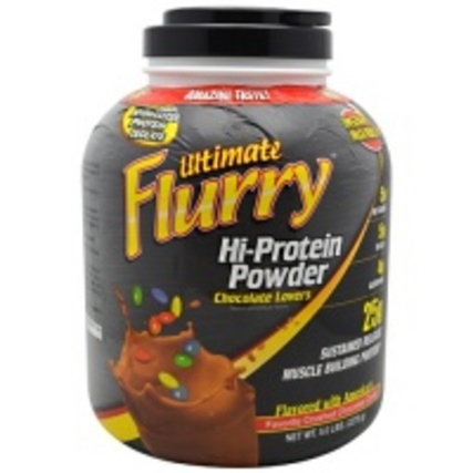 ANSI Ultimate Flurry Hi-Protein Powder
