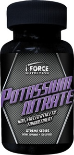 I Force Potassium Nitrate, 120 Capsules