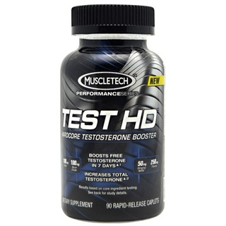 Muscletech Test HD, 90 Caplets