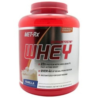 MET-RX 100% Ultramyosyn Whey by MET-RX, 5 Pounds