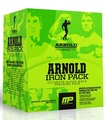 Arnold by Musclepharm Iron Pack, 30 Packets