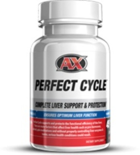 Athletic Xtreme (AX) Perfect Cycle, 90 Capsules
