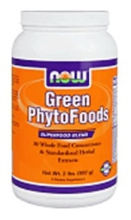 NOW Foods Green PhytoFoods by NOW Foods, 2 Pounds
