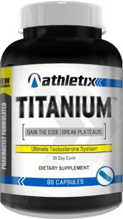 Athletix Nutrition Titanium by Athletix Nutrition