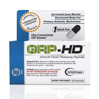 BPI Sports GRP-HD, 28 Servings