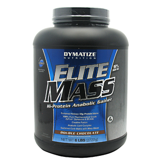 Dymatize Elite Mass, 6 Pounds