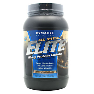 Dymatize All Natural Elite Whey, 2 Pounds