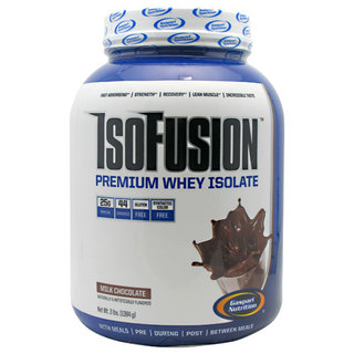Gaspari Nutrition Isofusion, 3 Pounds