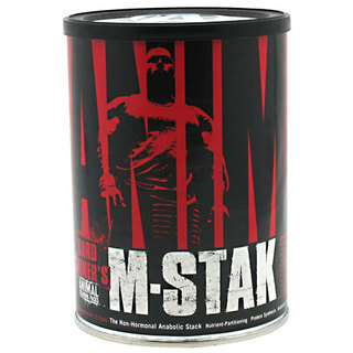 Universal Nutrition Animal M Stak, 21 Packets