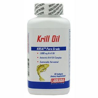 Labrada Krill Oil, 60 Softgels