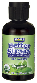 NOW Foods BetterStevia Organic Liquid Extract, 2 Fluid Ounces
