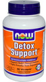 NOW Foods Detox Support, 90 Vegi Capsules