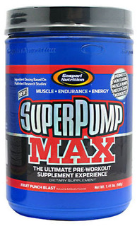 Gaspari Nutrition SuperPump Max, 40 Servings
