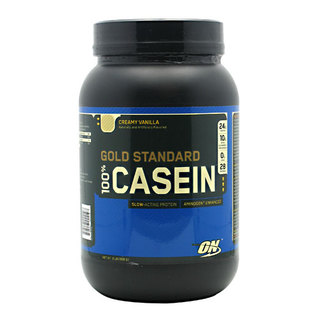 Optimum Nutrition 100% Casein Protein, 2 Pounds