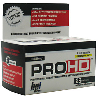 BPI Sports Pro-HD, 28 Servings