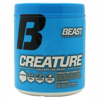 Beast Sports Creature Creatine, 60 Servings