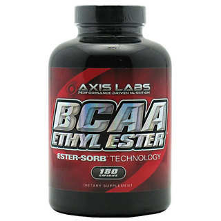 Axis Labs BCAA Ethyl Ester, 180 Capsules