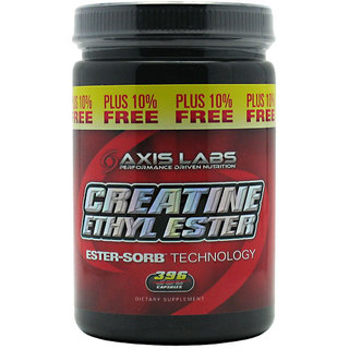 Axis Labs Creatine Ethyl Ester, 360 Capsules