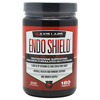 Axis Labs Endo Shield, 180 Tablets