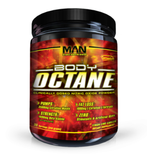 MAN Sports BODY OCTANE / High Voltage, 30 Servings
