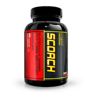 MAN Sports Scorch, 168 Capsules