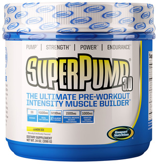 Gaspari Nutrition Gaspari SuperPump 3.0, 36 Servings