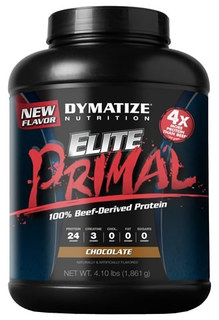 Dymatize Elite Primal, 4 Pounds