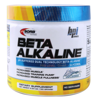 BPI Sports Beta Alkaline