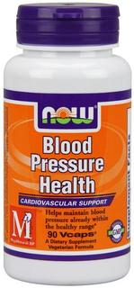 NOW Foods Blood Pressure Health, 90 Vegi Capsules