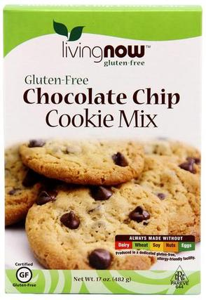 NOW Foods Chocolate Chip Cookie Mix by NOW Foods